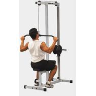 Тренажёр для мышц спины, рук - Верхняя тяга BODY SOLID POWERLINE PLM 180, фото 1