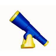 Телескоп пластиковый Playgarden (синий), фото 1